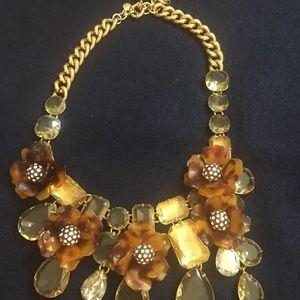 Necklace, Crystal jewel